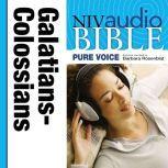 A NIVudio Bible, Pure Voice: Galatians, Ephesians, Philippians, and Colossiansudio Download (Narrated by Barbara Rosenblat), Barbara Rosenblat