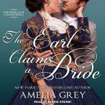 The Earl Claims a Bride, Amelia Grey