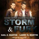 Storm & Fury A Storm & Fury Adventures Collection, Gail Z. Martin