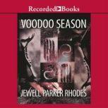 Voodoo Season A Marie Laveau Mystery, Jewell Parker Rhodes