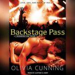 Backstage Pass, Olivia Cunning