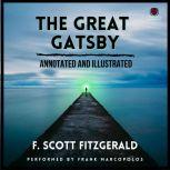The Great Gatsby (Annotated and Illustrated), F. Scott Fitzgerald