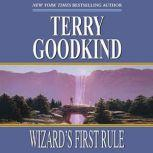 Wizard's First Rule, Terry Goodkind