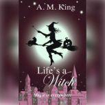 Life's A Witch: The Summer Sisters Witch Cozy Mystery Book 2, A. M. King