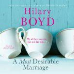 A Most Desirable Marriage, Hilary Boyd