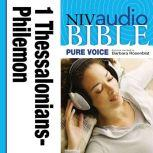 A NIVudio Bible, Pure Voice: 1 and 2 Thessalonians; 1 and 2 Timothy; Titus, and Philemonudio Download (Narrated by Barbara Rosenblat), Barbara Rosenblat