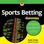 Sports Betting For Dummies, Swain Scheps