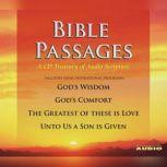 Bible Passages A Cd Treasury of Audio Scripture, Various