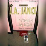 Payment In Kind, J.A. Jance