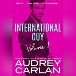 International Guy: Paris, Audrey Carlan