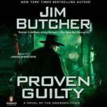 Proven Guilty, Jim Butcher