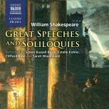 Great Speeches & Soliloquies of Shakespeare, William Shakespeare