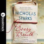 Every Breath - Booktrack Edition, Nicholas Sparks