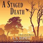 A Staged Death, A.G. Barnett