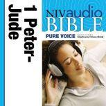 A NIVudio Bible, Pure Voice: 1 and 2 Peter; 1, 2 and 3 John; and Judeudio Download (Narrated by Barbara Rosenblat), Barbara Rosenblat