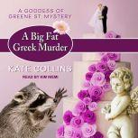 A Big Fat Greek Murder, Kate Collins