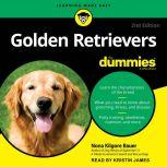 Golden Retrievers For Dummies 2nd Edition, Nona Kilgore Bauer
