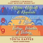 Camper and Criminals Cozy Mystery Boxed Set Books 7-9, Tonya Kappes