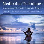 Meditation Techniques Aromatherapy and Meditative Practices for Beginners, Stacey Wagners