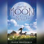 What the Moon Said, Gayle Rosengren