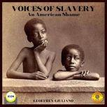 Voices of Slavery - An American Shame, Geoffrey Giuliano