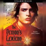 The Demon's Lexicon, Sarah Rees Brennan