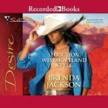 Seduction, Westmoreland Style, Brenda Jackson