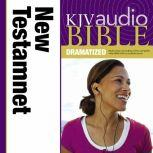 Dramatized Audio Bible - King James Version, KJV: New Testament Holy Bible, King James Version