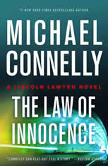 The Law of Innocence, Michael Connelly