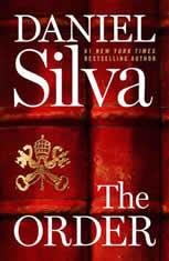 The Order A Novel, Daniel Silva