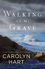 Walking on My Grave, Carolyn Hart
