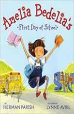Amelia Bedelia's First Day of School - Audiobook Download