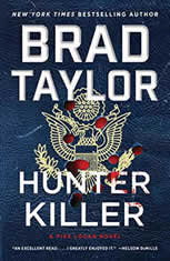 Hunter Killer A Pike Logan Novel, Brad Taylor