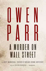 A Murder On Wall Street: A Joey Mancuso, Father Obrian Crime Mystery - Audiobook Download