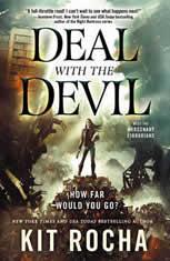 Deal with the Devil A Mercenary Librarians Novel, Kit Rocha