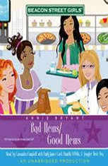 Beacon Street Girls #2: Bad News/Good News - Audio Book Download