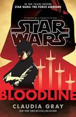 Bloodline (Star Wars), Claudia Gray