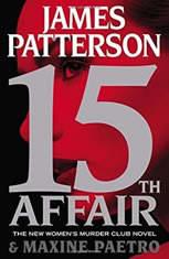 15th Affair, James Patterson