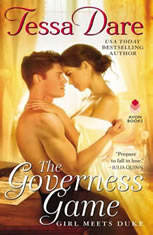The Governess Game Girl Meets Duke, Tessa Dare