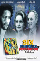 an analysis of six degrees of separation by john guare A version of this review appears in print on december 8, 1993, on page c00017 of the national edition with the headline: review/film: six degrees of separation john guare's 'six degrees,' on art.