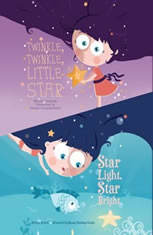 Twinkle, Twinkle, Little Star; & Star Light, Star Bright - Audio Book Download