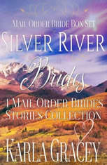 Mail Order Bride Box Set - Silver River Brides - 4 Mail Order Bride Stories Collection - Audiobook Download
