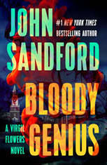 Bloody Genius, John Sandford