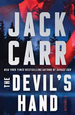The Devil's Hand A Thriller, Jack Carr