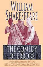 a review of william shakespeares the comedy of errors A summary of overall analysis in william shakespeare's the comedy of errors  learn exactly what happened in this chapter, scene, or section of the comedy.