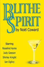 a review of noel cowards book blithe spirit Gielgud, londonangela lansbury is back on a london stage after nearly 40  years, but her presence has a faintly distorting effect.