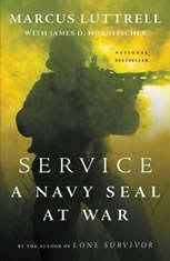Service A Navy SEAL at War, Marcus Luttrell