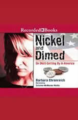 AND DIMED EHRENREICH NICKEL BARBARA
