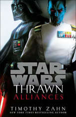 Thrawn: Alliances (Star Wars), Timothy Zahn
