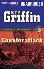 Counterattack: Book Three in The Corps Series